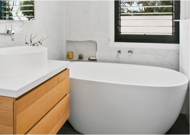 bathroom renovations geelong